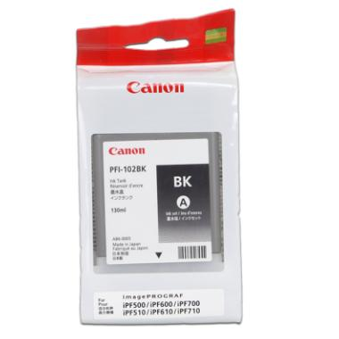 Cartridge PFI-102BK 130ml
